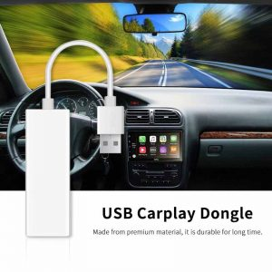 اپلیکیشن آداپتور USB کارپلی و اندروید اتو