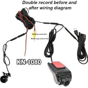 راهنمای نصب USB-DVR مدل KN-1080